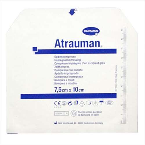 Image of Atrauman Single Dressing 7.5cm x 10cm
