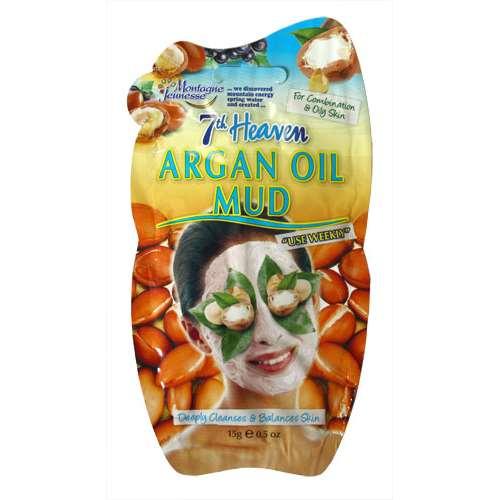 Image of Montagne Jeunesse 7th Heaven Argan Oil Mud Masque