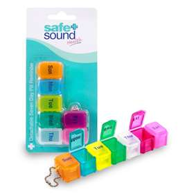 Safe and Sound Health Detachable Pill Reminder