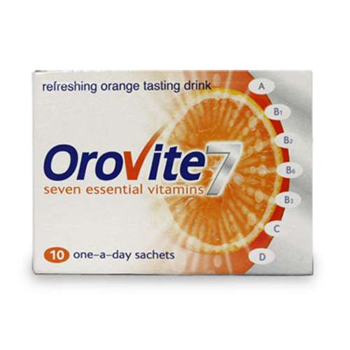 Orovite 7 Sachets 10