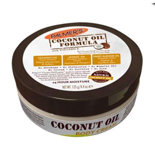 Palmers Coconut Oil Body Cream Formula With Vitamin E 125g