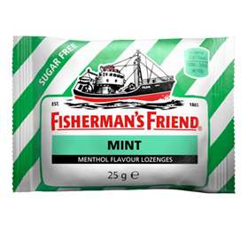 Fisherman's Friend Mint Flavour Lozenges 25mg
