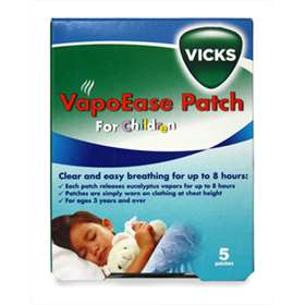 VapoEase Patch For Children 5 Patches