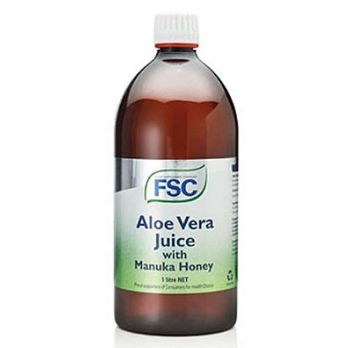 FSC Aloe Vera Juice with Manuka Honey 500ml