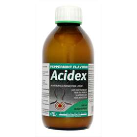 Pinewood Acidex Heartburn and Indigestion Relief SF Peppermint 500ml