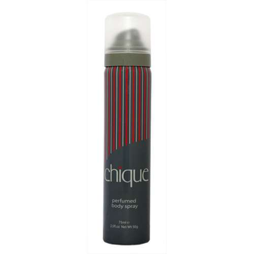 Image of Chique Perfumed Body Spray 75ml