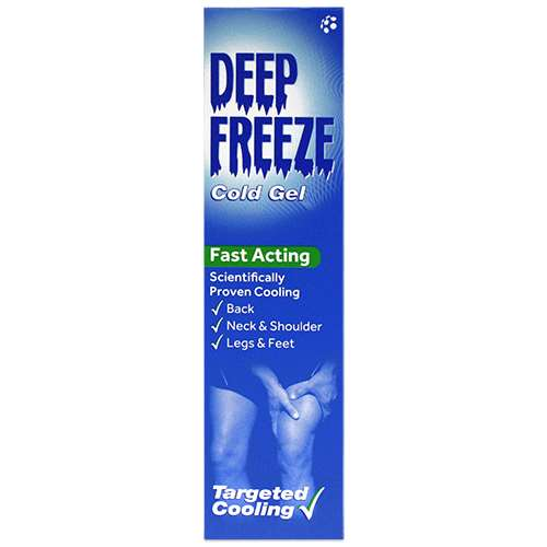 Deep Freeze Pain Relief Cold Gel 35g