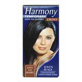 Harmony Hair Colourant Raven Black (Ebony) 17ml