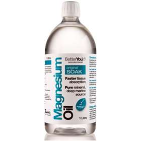 BetterYou Magnesium Oil Soak Foot And Body Bath 1000ml