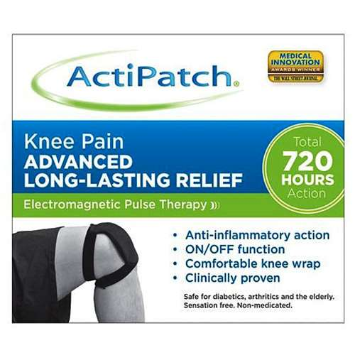 Image of Actipatch Knee pain 1 Patch