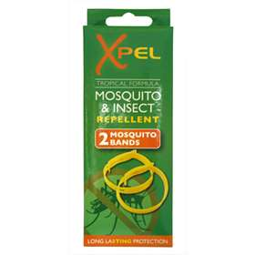 Xpel Mosquito and Insect Repellent Bands 2