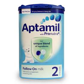 Aptamil With Pronutra Plus Follow On Milk 2  900g