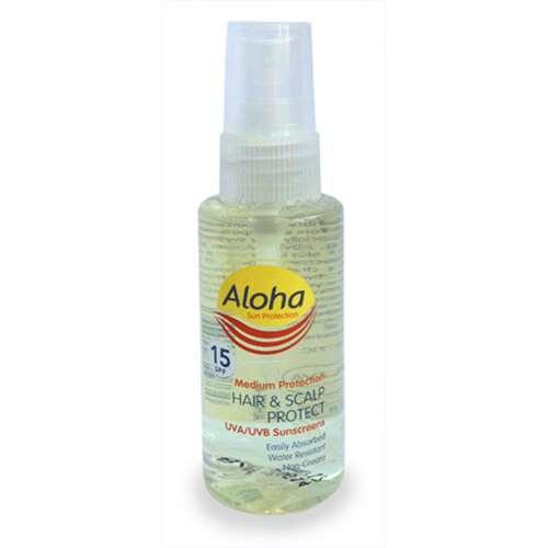 Image of Aloha Hair And Scalp Protect SPF15 50ml