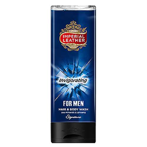 Image of Imperial Leather Invigorating hair and body wash for men 250ml