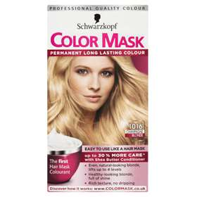 Schwarzkopf Color Mask  Champagne Blonde 1016
