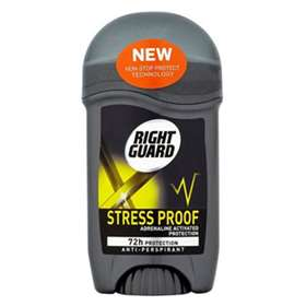 Right Guard Stress Proof 72h Protection Anti-Perspirant  Stick 50ml
