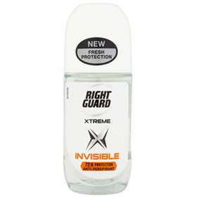 Right Guard Men Roll On Xtreme Invisible 50 ml