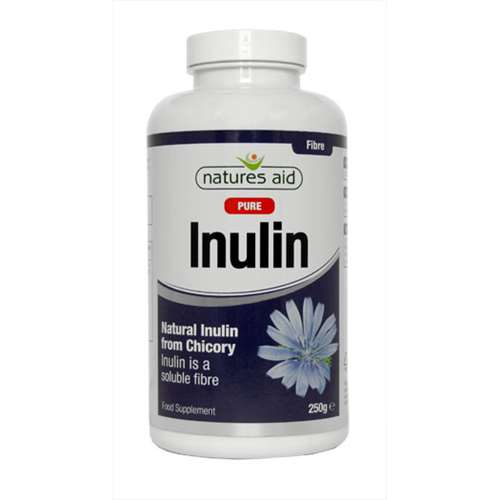Natures Aid   Pure Inulin (soluble fibre) 250g
