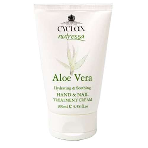Cyclax Nutressa Aloe Vera Hand and Nail Treatment Cream 100ml