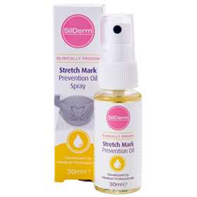 SilDerm Stretch Mark Prevention Oil 30ml