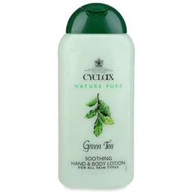 Cyclax Green Tea Soothing Hand and Body Lotion 300ml