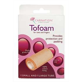 Carnation Footcare Tofoam For Toes and Fingers