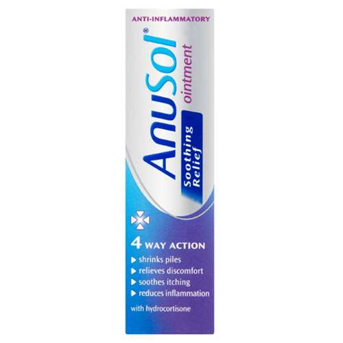Image of Anusol Soothing Relief Ointment 15g