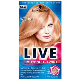 Schwarzkopf Live Lightener And Twist 103 Peach Blush Level 3