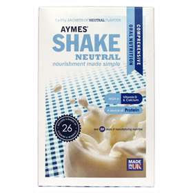 Aymes Shake Neutral 7 x 57g Sachets