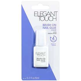 Elegant Touch Glue Brush On 6ml
