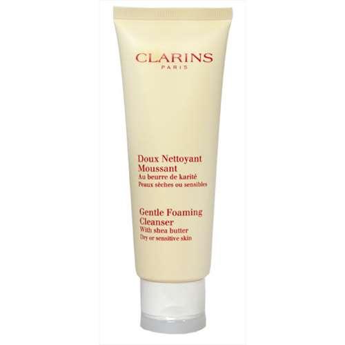 Image of Clarins Paris Gentle Foaming Cleanser 125ml