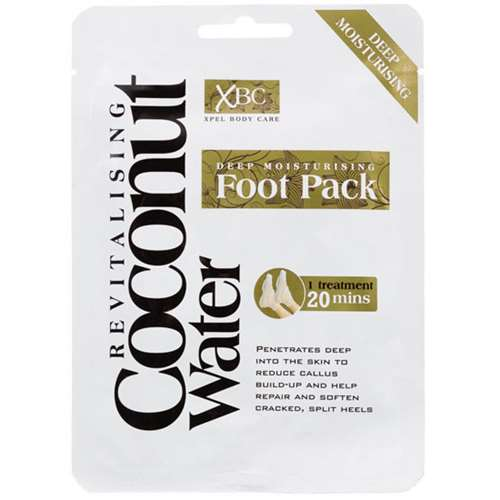 Image of Xpel Revitalising Coconut Water Foot Pack 1