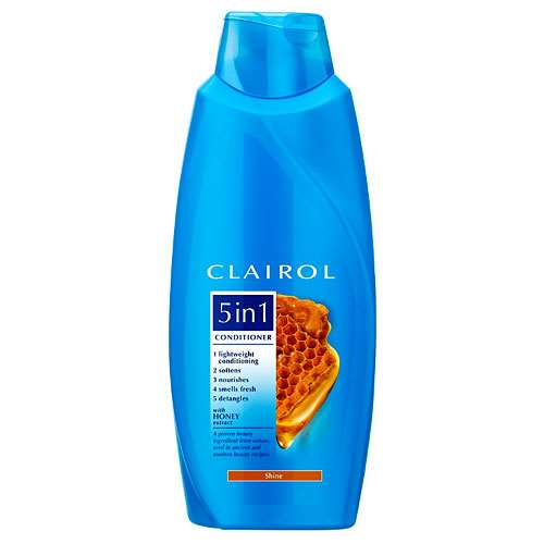 Image of Clairol 5 In 1 Conditioner With Honey Extract 200ml