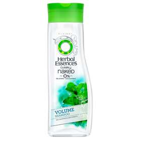 Herbal Essences Clearly Naked Volume Shampoo With Grapefruit and Mint Extracts