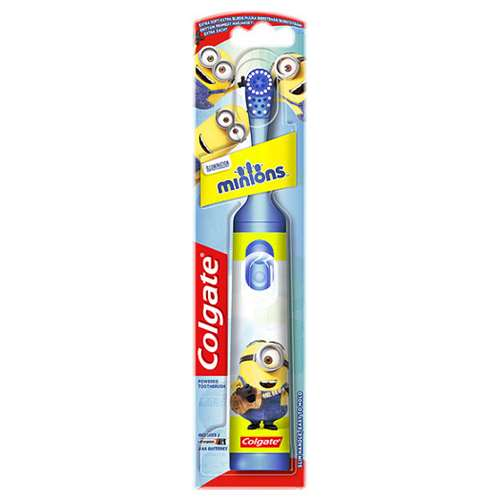 Image of Colgate Minions Battery Toothbrush