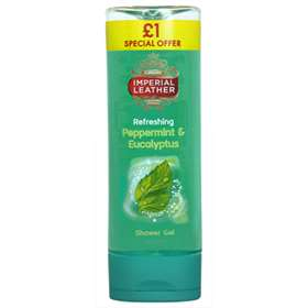 Cussons Imperial Leather Peppermint and Eucalyptus Shower Gel 250ml