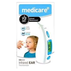 Medicare MD-632 Infrared Ear Thermometer