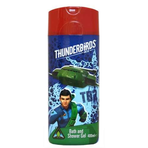 Thunderbirds Bath and Shower Gel 400ml