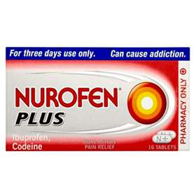 Nurofen Plus - 16 Tablets