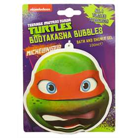 Teenage Mutant Ninja Turtle Booyakasha Bubble  Bath and Shower Gel