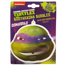 Teenage Mutant Ninja Turtle Donatello Booyakasha Bubble Bath & Shower Gel.