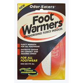 Odor-Eaters Foot Warmers One Size 1 Pair