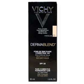 Vichy Dermablend Fluid Foundation 05 Porcelain 30ml