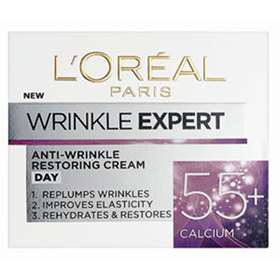 L'oreal Paris Wrinkle Expert Anti-Wrinkle Restoring Cream Day - 55+ - 50ml