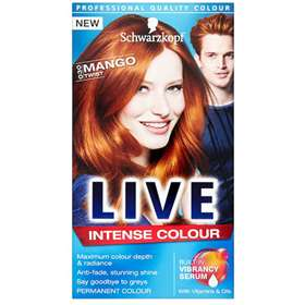 Schwarzkopf Live Intense Colour - Mango Twist