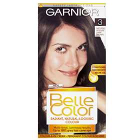 Garnier Belle Colour 3 Natural Intense Dark Brown