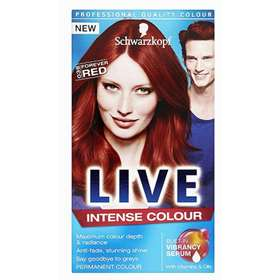 Schwarzkopf Live Intense Colour Forever Red - 038