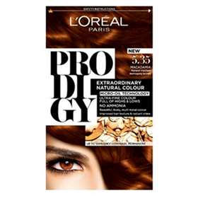 L'Oreal Prodigy 5.35 Macadamia (Natural Medium Mahogany Brown)