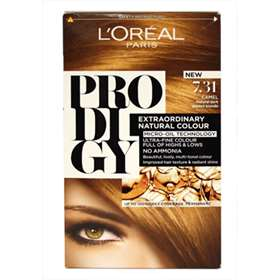 L'Oreal Prodigy 7.31 Camel (Natural Dark Golden Blonde)