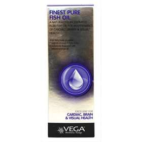 Vega Finest Pure Fish Oil 150ml